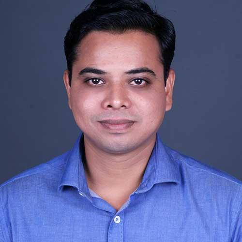 Sachin Dhavle, Team Leader, Maharashtra