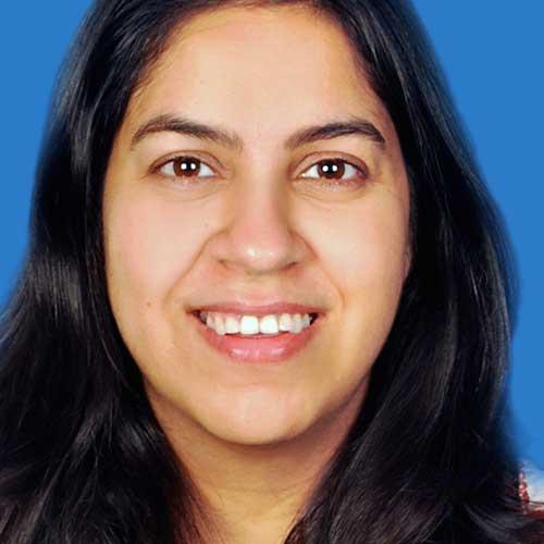 Ms. Tina Nagpaul